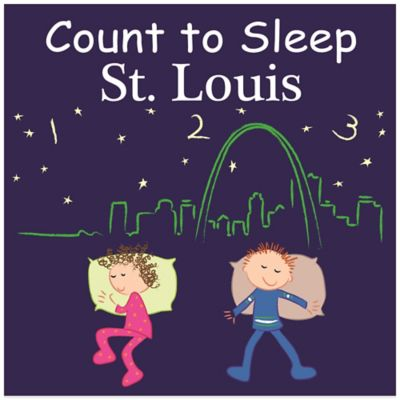 Count to Sleep Destinations Board Books > Count to Sleep St. Louis Board Book