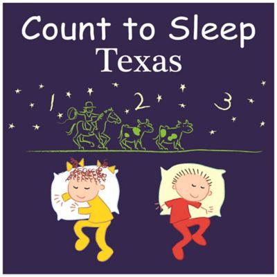 Count to Sleep Texas Board Book