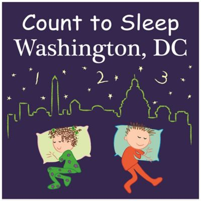 Count to Sleep Washington D.C. Board Book