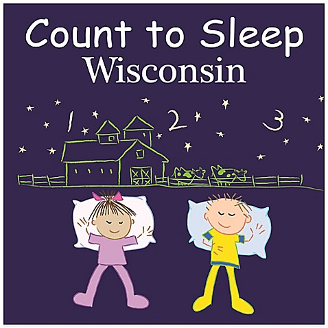 Count to Sleep Destinations Board Books > Count to Sleep Wisconsin Board Book