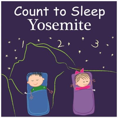 Count to Sleep Yosemite Board Book