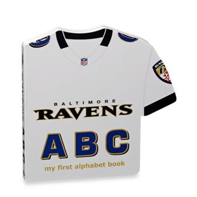 NFL Baltimore Ravens ABC: My First Alphabet Board Book