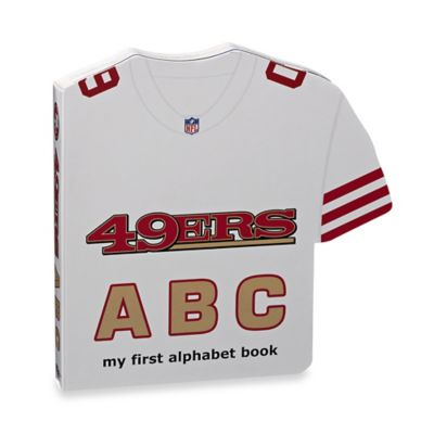 NFL San Francisco 49ers ABC: My First Alphabet Board Book