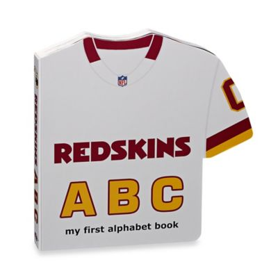 NFL Washington Redskins ABC: My First Alphabet Board Book