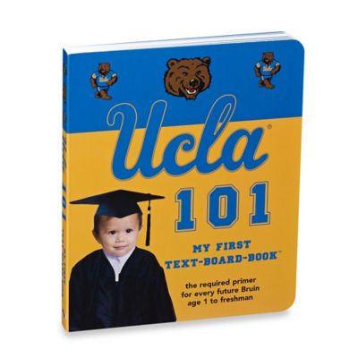 UCLA 101: My First Text-Board-Book™