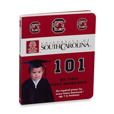 University of South Carolina 101: My First Text-Board-Book™