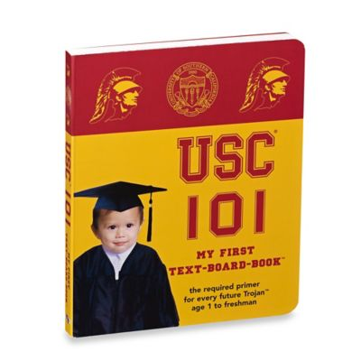USC 101: My First Text-Board-Book™