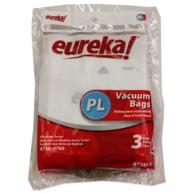 Eureka® 3-Pack Style PL Vacuum Bags