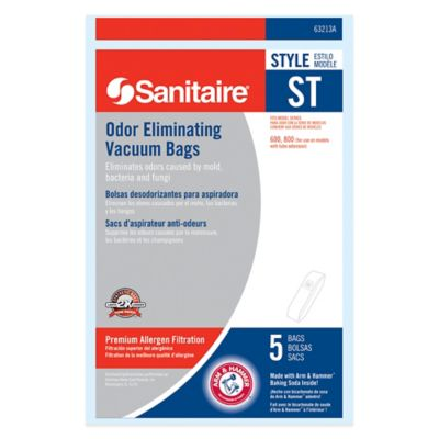 Eureka® 5-Pack Sanitaire Disposable Bags