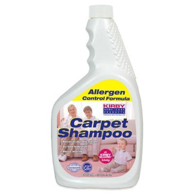 Kirby® 32 oz. Lavender Allergen Control Formula Carpet Shampoo