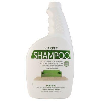 Kirby® 32 oz. Unscented Allergen Control Formula Carpet Shampoo