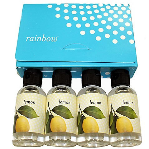 Buy Rainbow 174 4 Pack Liquid Fragrance In Lemon From Bed