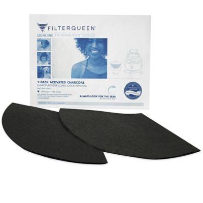 FilterQueen® 2-Pack Enviropure Filter Cones