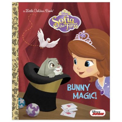 Disney® Sofia the First Bunny Magic! Little Golden Book