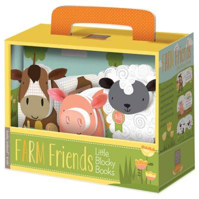 Blocky Book Set: Farm Friends by Kathy Ireland