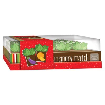 Garden Harvest Memory Match Tray by Kathy Ireland