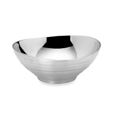 Mikasa® Swirl Round Bowl in Aluminum