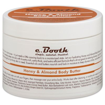 C. Booth Body Butter