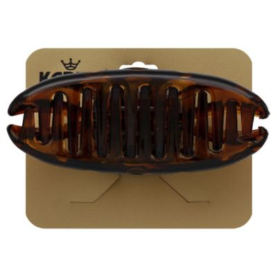 Karina French Couture Juliet Hair Clip in Tortoise
