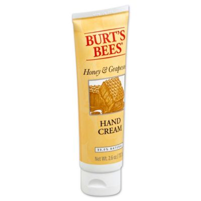 Burt's Bees® Honey & Grapeseed Oil 2.6 oz. Hand Cream