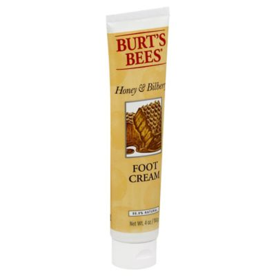 Burt's Bees® Honey & Bilberry 4 oz. Foot Cream
