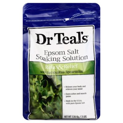 Dr Teal's Soaking Solution