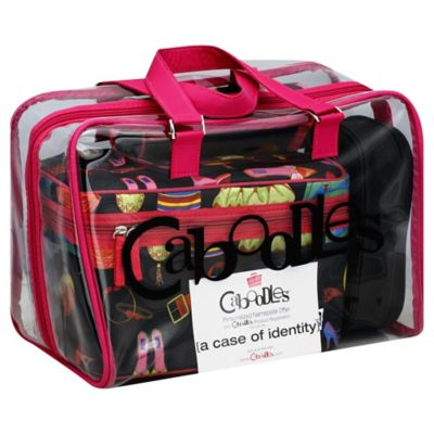 Caboodles 10-Piece Bag Set in Shoes