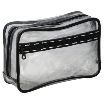 Basics® Clear PVC Organizer Case