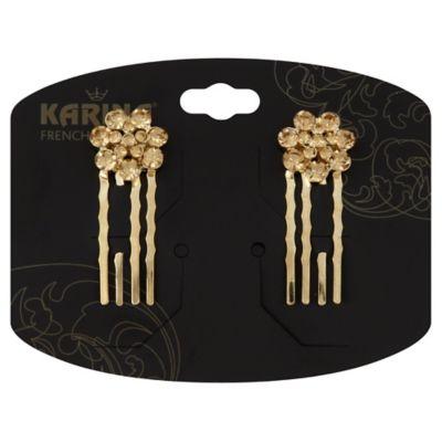 Karina Flower Comb