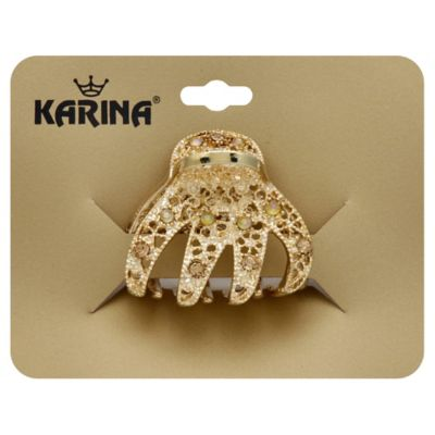 Karina Mini Claw Clip Gold