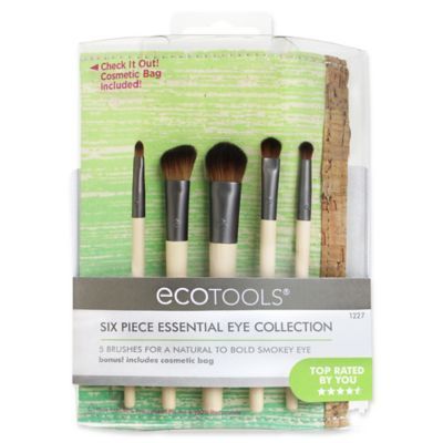 EcoTools® 6-Piece Essential Eye Set