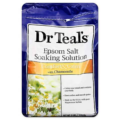 Dr Teal S Therapeutic Solutions 48 Oz Epsom Salt Calm