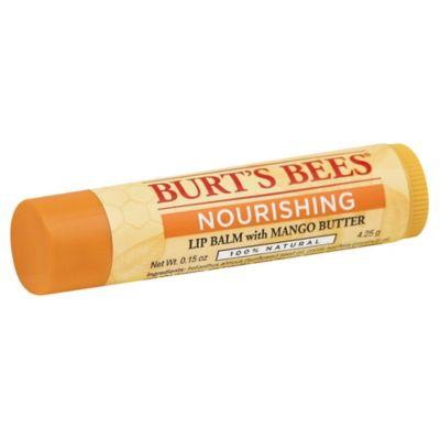 Burt's Bees® 0.15 oz. Lip Balm with Mango Butter
