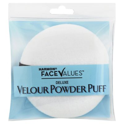 Harmon® Face Values™ Deluxe Velour Powder Puff