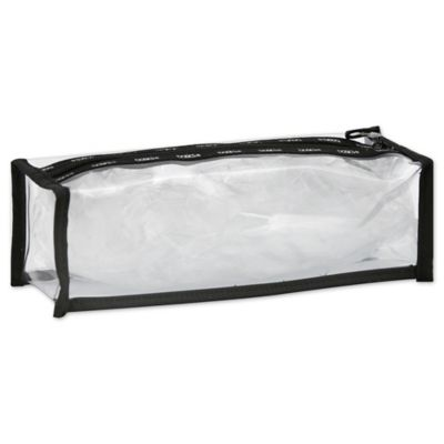 Basics® Clear PVC Pencil Case