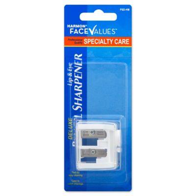 Harmon® Face Values™ Lip & Eyeliner Pencil Sharpener