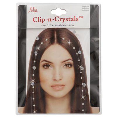 Mia® Clip-n-Crystals™