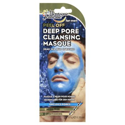 Montagne Jeunesse 0.35 oz. Peel Off Masque For Men