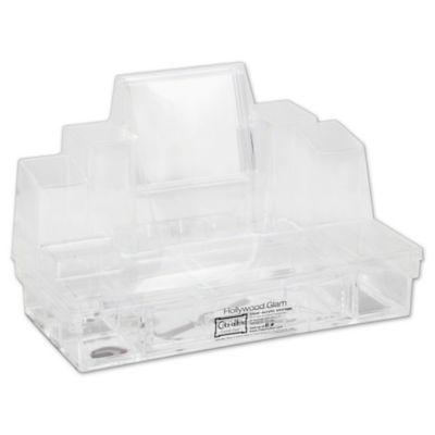 Caboodles Hollywood Glam Acrylic Storage Tray