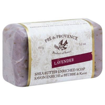 Pre de Provence Shea Butter Enriched Soap Bar in Lavender