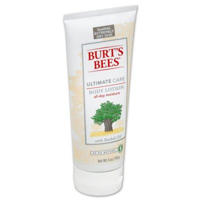 Burt's Bees 6 oz. Ultimate Care Body Lotion