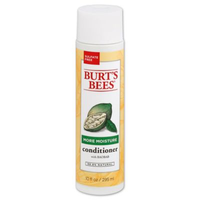 Burt's Bees® More Moisture 10 oz. Baobab Conditioner