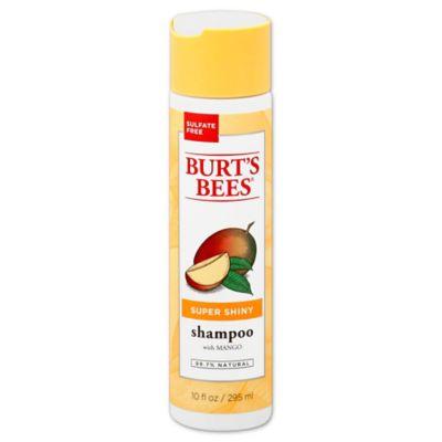 Burt's Bees® 10 oz. Super Shiny Shampoo with Mango