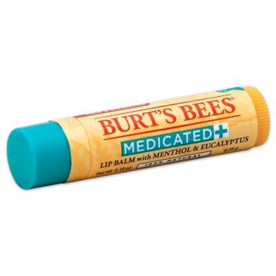 Burt's Bees® 0.15 oz. Eucalyptus Lip Balm