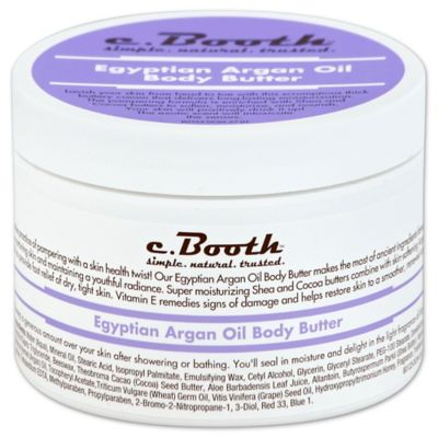 c. Booth 8 oz. Egyptian Body Butter