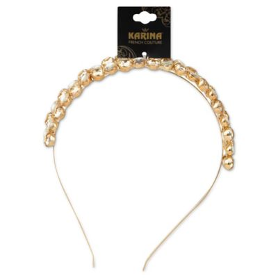 Karina French Couture Medium Topaz Headband
