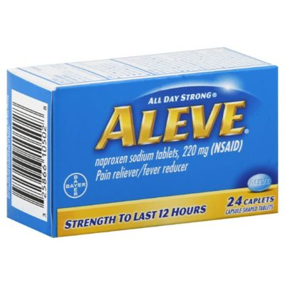 Aleve 24-Count Caplets
