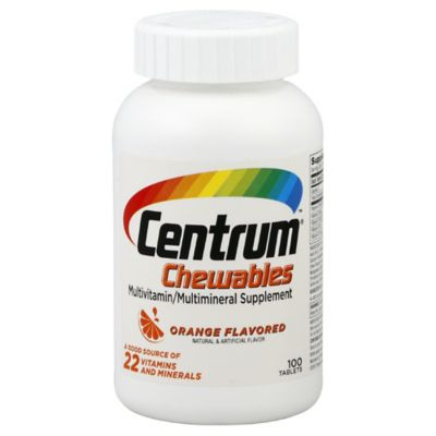 Centrum Supplement Tablets