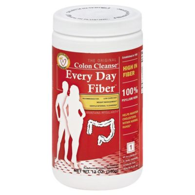 Colon Cleanse 12 oz. Every Day Fiber