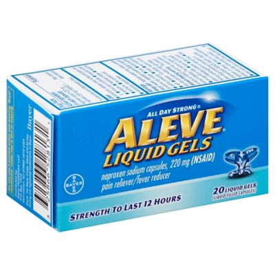 Aleve Analgesics